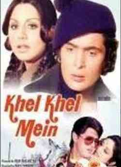 Khel Khel Mein movie poster