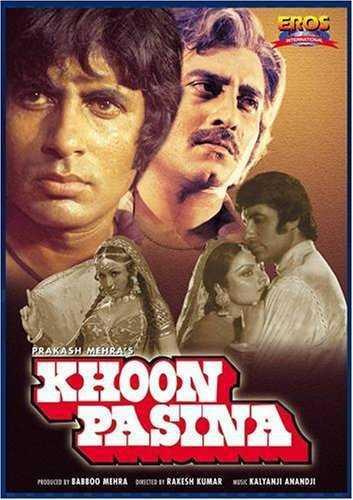 Khoon Pasina movie poster