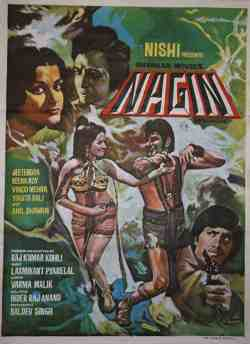 Nagin movie poster