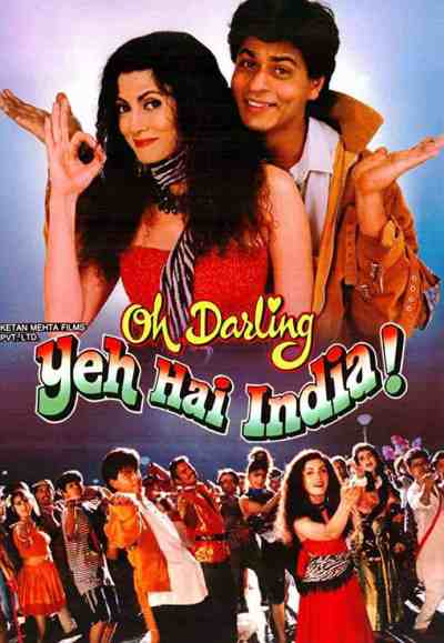 Oh Darling Yeh Hai India movie poster