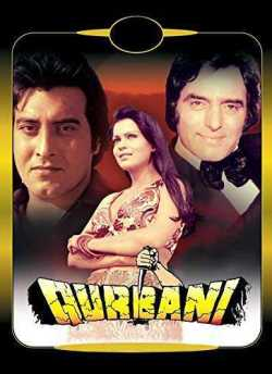 Qurbani movie poster