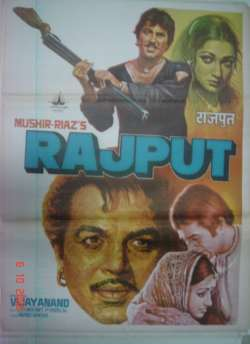 Rajput movie poster