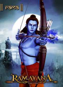 Ramayana: The Epic movie poster