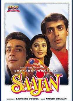 Saajan movie poster