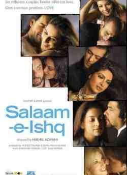 Salaam-E-Ishq movie poster