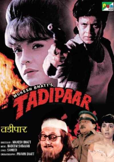 Tadipaar movie poster
