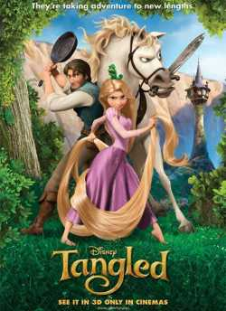 टैंगलेड movie poster