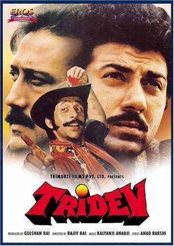 Tridev movie poster