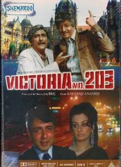 विक्टोरिया न 203 movie poster
