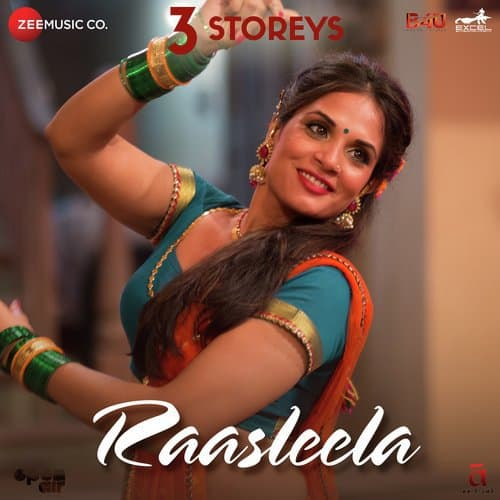 Raasleela album artwork