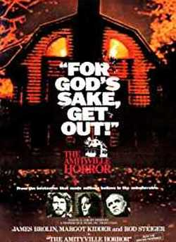The Amityville Horror movie poster