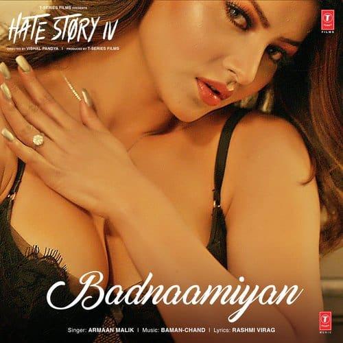 Badnaamiyan album artwork