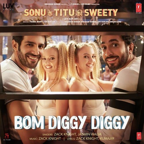 Bom Diggy Diggy album artwork
