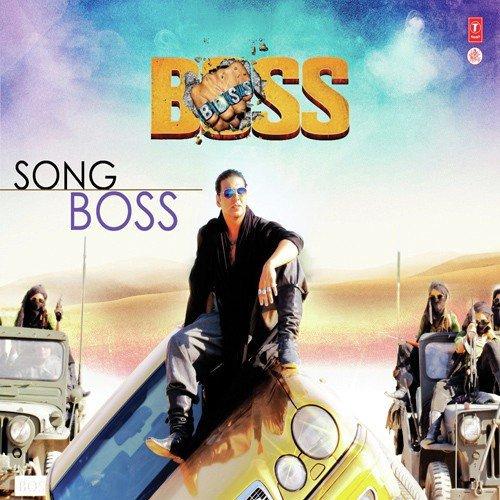 Boss Title Track album artwork