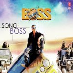 Boss Title Track album artwork
