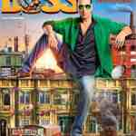 Boss Title Track artwork