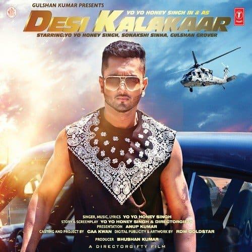 Desi Kalakaar album artwork