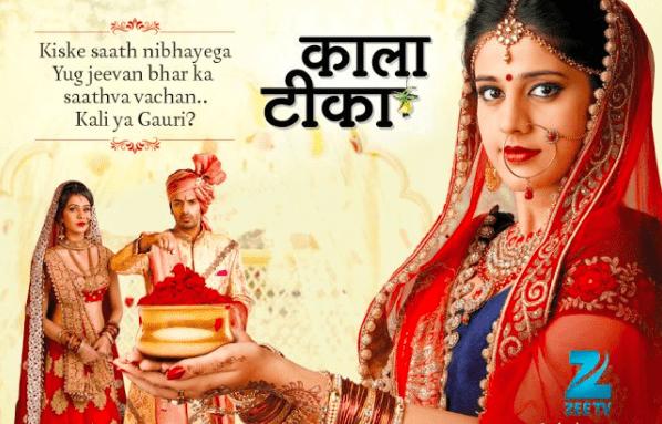 Kaala Teeka tv serial poster
