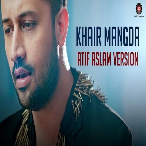 Khair Mangda album artwork
