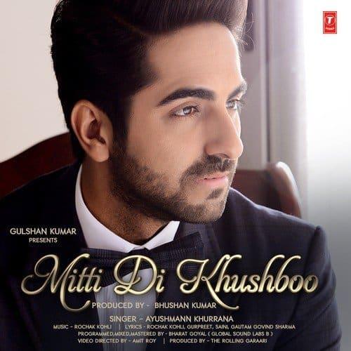Mitti Di Khushboo album artwork