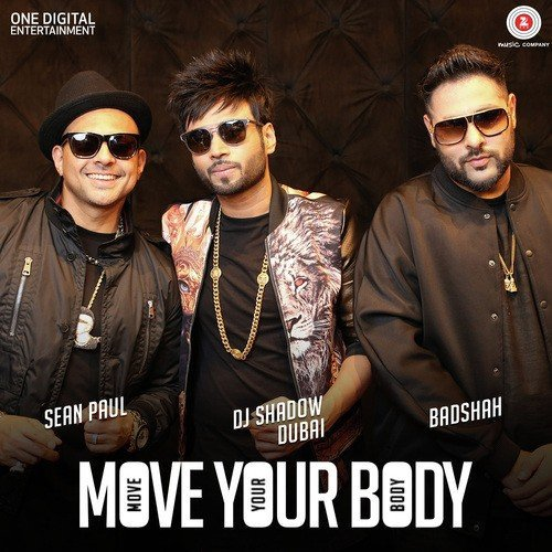 Move Your Body album artwork