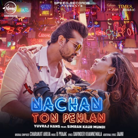 Nachan Toh Pehlan album artwork