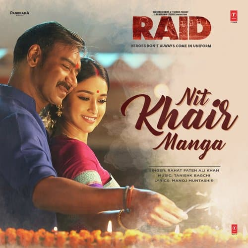 Nit Khair Manga album artwork