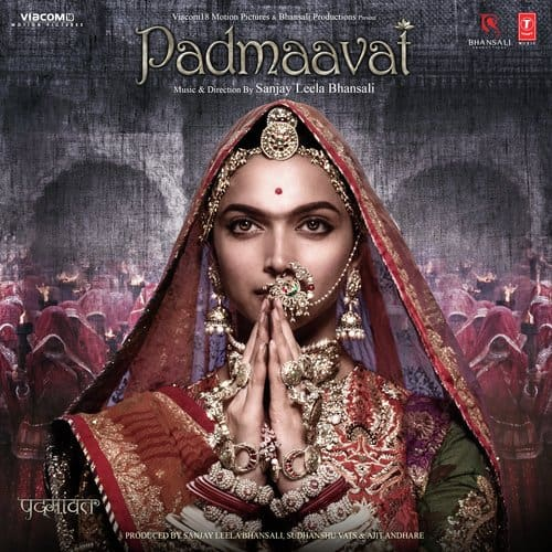 Ghoomar album artwork