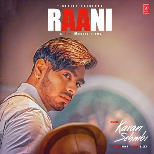 Raani album artwork