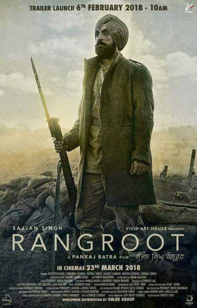 Sajjan Singh Rangroot movie poster