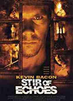 Stir of Echoes movie poster