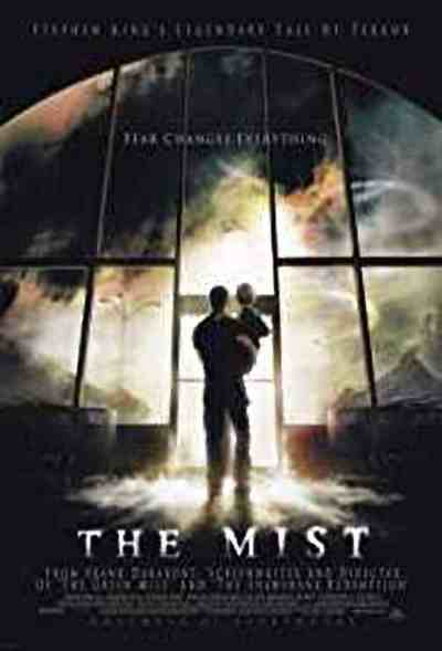 द मिस्ट movie poster
