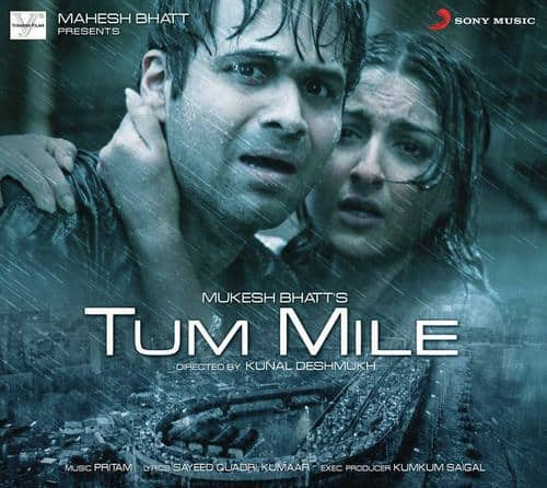 Tum Mile album artwork