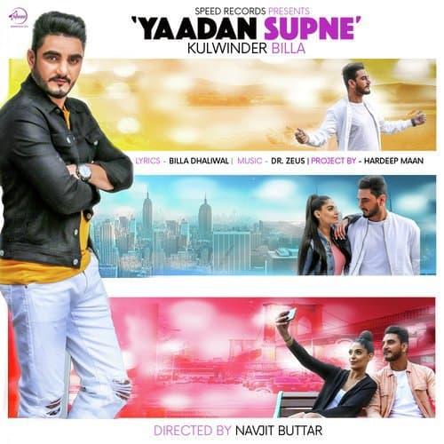 Yaadan Supne album artwork