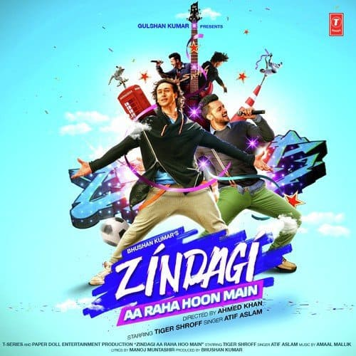 Zindagi Aa Raha Hoon Main album artwork