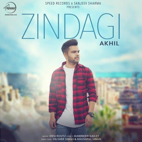 Zindagi album artwork