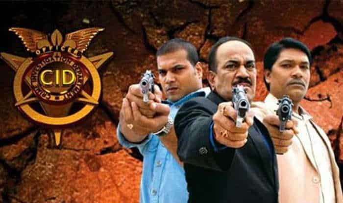 CID tv serial poster