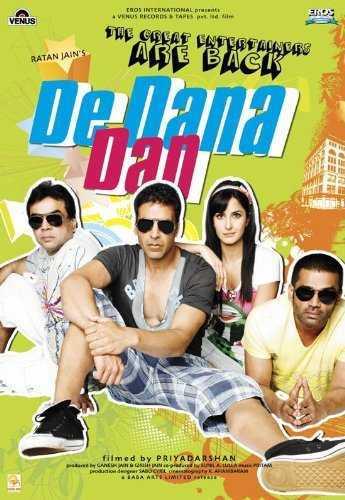 दे धना धन movie poster