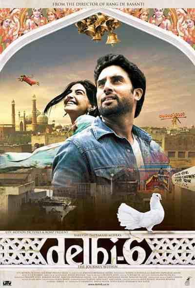 दिल्ली 6 movie poster