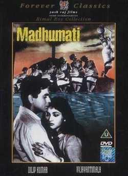 Madhumati movie poster
