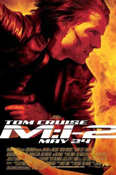 मिशन इम्पॉसिबल 2 movie poster