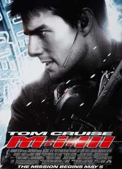 मिशन इम्पॉसिबल 3 movie poster