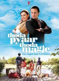 Thoda Pyaar Thoda Magic movie poster