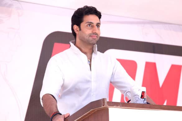 Abhishek Bachchan to make his comeback in films after 2 years
