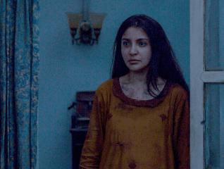 A Still from Movie Pari