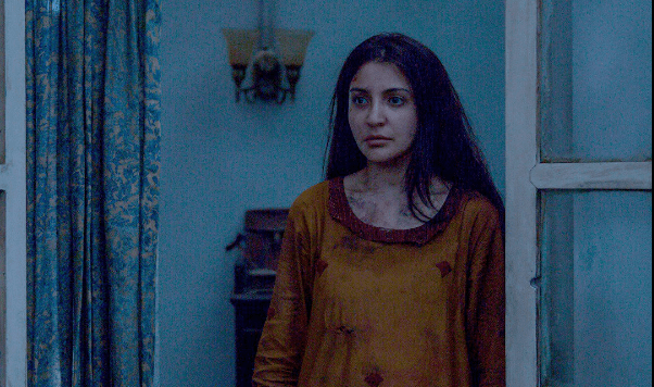 A Still from Movie Pari