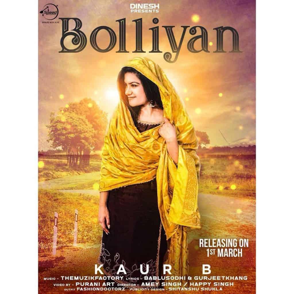 Bolliyan album artwork