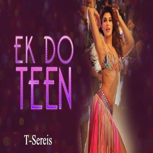 Ek Do Teen Song album artwork