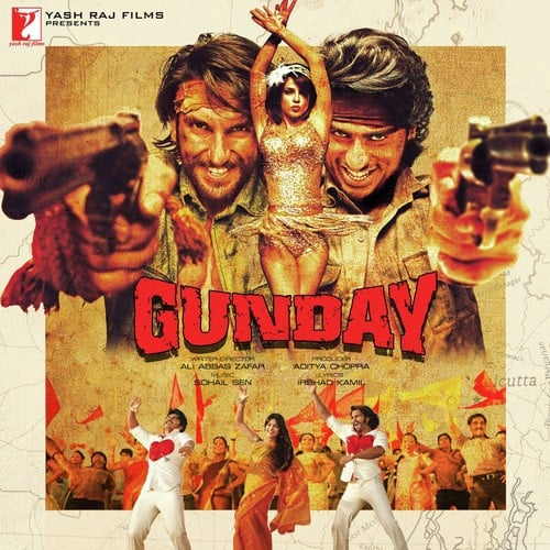 Gunday Mashup album artwork