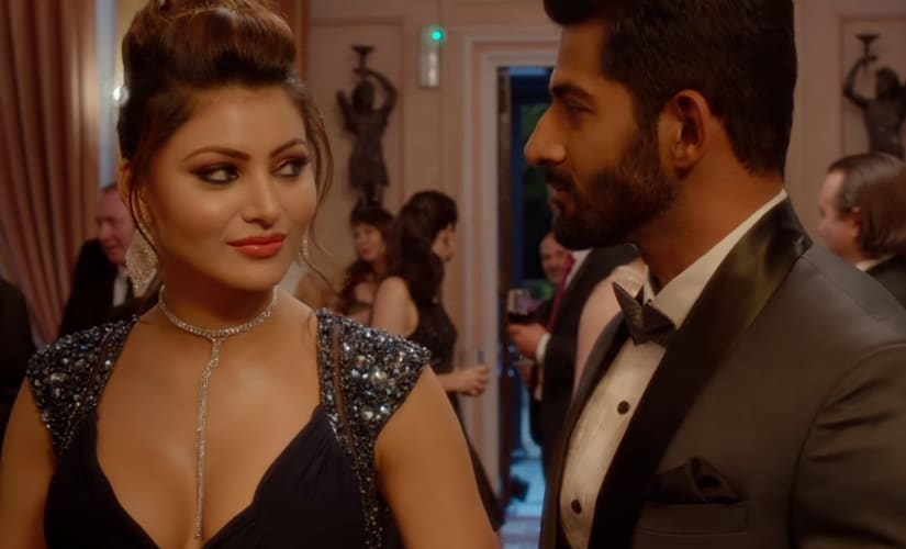 A Still From Hate Story 4